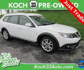 WHITE COLOR 2010 SAAB 9-3 BASE FOR SALE IN EASTON, PA 18045. VIN IS YS3FD5BY2A1617662. MIL