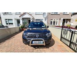 2019 DACIA DUSTER - MINT - VERY LOW MILAGE