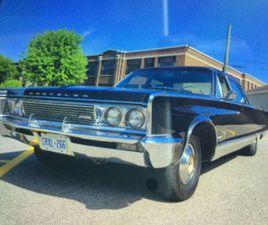 1966 CHRYSLER NEW YORKER | CLASSIC CARS | WINDSOR REGION | KIJIJI