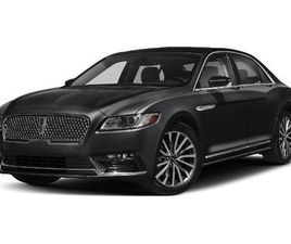 BLACK COLOR 2020 LINCOLN CONTINENTAL RESERVE FOR SALE IN SILVER SPRING, MD 20904. VIN IS 1