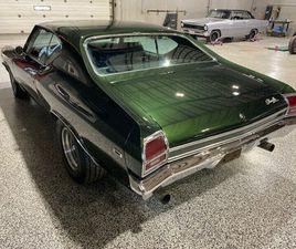 1969 CHEVELLE BIG BLOCK | CLASSIC CARS | MONCTON | KIJIJI