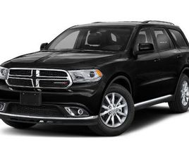 BLACK COLOR 2020 DODGE DURANGO GT FOR SALE IN COLUMBIA, MD 21045. VIN IS 1C4RDJDG9LC119970