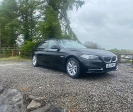 USED 2013 BMW 5 SERIES SE AUTO ESTATE 92,000 MILES IN BLACK FOR SALE   CARSITE