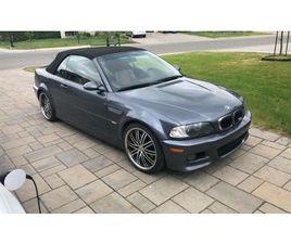 BMW M3 E46 CONVERTIBLE 2002 | CARS & TRUCKS | LONGUEUIL / SOUTH SHORE | KIJIJI