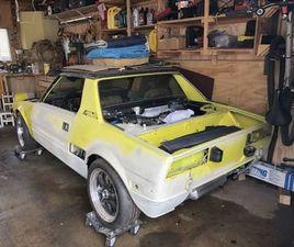 1978 FIAT X1/9 PROJECT | CARS & TRUCKS | EDMONTON | KIJIJI
