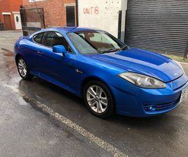 HYUNDAI COUPE 1.6 SIII S 3DR