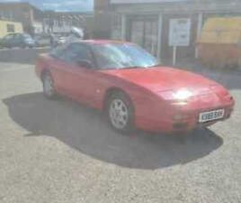 1992 NISSAN 200 SX SPARES OR REPAIRS