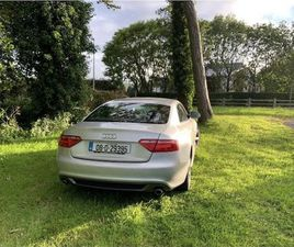AUDI A5 2.7TDI AUTO SPORTLINE FOR SALE IN WICKLOW FOR €5,950 ON DONEDEAL
