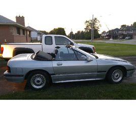 1988 MAZDA RX7 LS1 PROJECT | CARS & TRUCKS | LONDON | KIJIJI