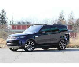USED 2019 LAND ROVER DISCOVERY HSE LUX TD6