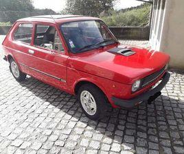 FIAT 127 900C C/ TECTO DE ABRIR