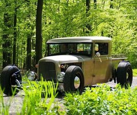 FORD MODELL A 1930 HOT ROD