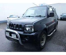 SUZUKI JIMNY CABRIO 13I 4WD CLASSIC RECHTSLENKER