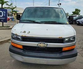 2010 CHEVROLET EXPRESS CARGO VAN   CARS & TRUCKS   MISSISSAUGA / PEEL REGION   KIJIJI