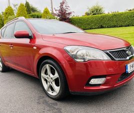 KIA CEED SW ESTATE 1.6 CRDI 2011 IMMACULATE FOR SALE IN WEXFORD FOR €3,950 ON DONEDEAL