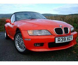 BMW, Z3, CONVERTIBLE, 1997, MANUAL, 2793 (CC), 2 DOORS