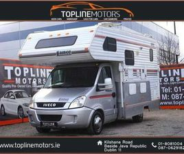 IVECO DAILY 4 BERTH CAMPER/LOADED WITH EXTRAS//I FOR SALE IN DUBLIN FOR €35,950 ON DONEDEA