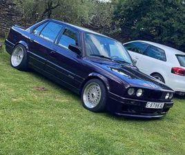 BMW 316 BMW E30 SWAP M30B35