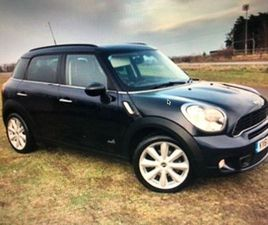 MINI COUNTRYMAN SD ALL 4 FOR SALE IN DUBLIN FOR €4,750 ON DONEDEAL