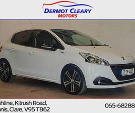 PEUGEOT 208 GT LINE 1.6L BLUEHDI 100 FOR SALE IN CLARE FOR €12,750 ON DONEDEAL