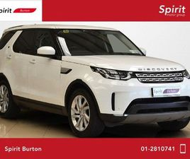 LAND ROVER DISCOVERY SDV6 HSE COMERCIAL FOR SALE IN WICKLOW FOR €59,950 ON DONEDEAL