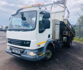 2012 DAF 45/180 12 TON TIPPER FOR SALE IN DOWN FOR €1 ON DONEDEAL