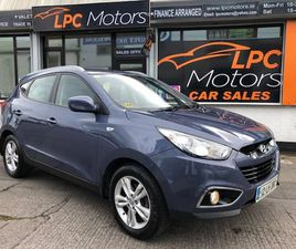 HYUNDAI IX35, 2012 FOR SALE IN DUBLIN FOR €6,995 ON DONEDEAL