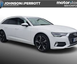 AUDI A6 2.0 TDI SPORT 40 204PS 5DR TOP SPEC DONT FOR SALE IN CORK FOR €43,950 ON DONEDEAL