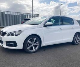 2018 PEUGEOT 308 1.5 ALLURE FOR SALE IN TIPPERARY FOR €15,200 ON DONEDEAL