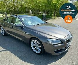 2012 BMW 640I GRAN COUPE 3.0 6 SERIES PETROL AUTOMATIC FULLY LOADED- FULL BMWSH