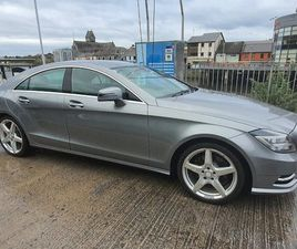 MERCEDES CLS 250 BLUEMOTION, AMG PACKAGE FOR SALE IN MEATH FOR €15,500 ON DONEDEAL