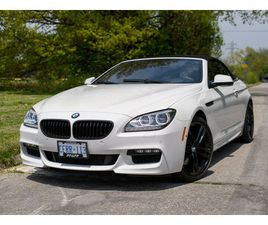 BEAUTIFUL 2015 BMW 650I CABRIOLET XDRIVE M SPORT PACKAGE | CARS & TRUCKS | VANCOUVER | KIJ