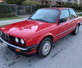 1987 BMW 325 E30 - COLLECTOR