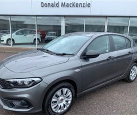 USED 2021 FIAT TIPO NOT SPECIFIED 15 MILES FOR SALE | CARSITE