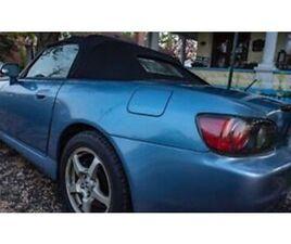 2003 HONDA S2000