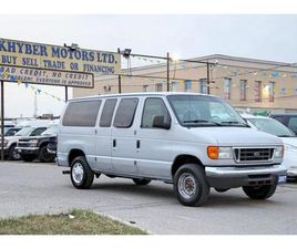 USED 2007 FORD E350 XLT