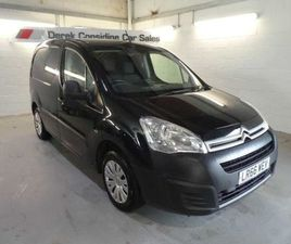 CITROEN BERLINGO BLUEHDI 75 MANUAL L1 625 LX FOR SALE IN CLARE FOR €10,950 ON DONEDEAL