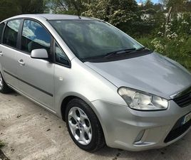 FORD FOCUS C MAX ONLY (170K KMS) NEW NCT FOR SALE IN CARLOW FOR €1,950 ON DONEDEAL