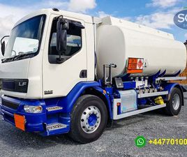 LF55.220 BHP 4 WHEELER RIGID FUEL TANKER FOR SALE IN ARMAGH FOR €1 ON DONEDEAL
