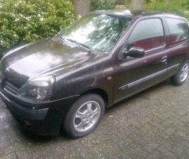 RENAULT CLIO 75 PS TÜV NEU