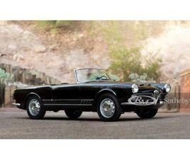 1960 ALFA ROMEO 2000 - SPIDER