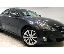IS 250 AWD AUTOMATIC