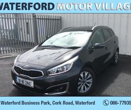 KIA CEED AUTO SPORTWAGON EX DCT 5DR AU AUTO FOR SALE IN WATERFORD FOR €12,995 ON DONEDEAL