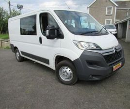 CITROEN RELAY 2.0 35 L2H1 ENTERPRISE BLUEHDI 130 FOR SALE IN TYRONE FOR £11,450 ON DONEDEA