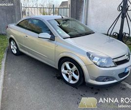OPEL ASTRA TWINTOP CABRIOLET 2007, 84 000 KMS