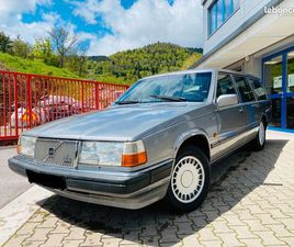 VOLVO 760 GLE 2.8 143 CH BVA YOUNGTIMERS