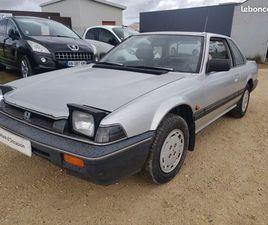 A VENDRE HONDA PRÉLUDE 1800 EX 102 CV