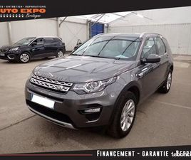 LAND-ROVER DISCOVERY SPORT 2.0 ED4 150CH E-CAPABILITY HSE 2WD MARK III