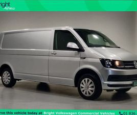 VOLKSWAGEN TRANSPORTER T6 PVL T 2800KG 102BHP 23 FOR SALE IN DUBLIN FOR €23,536 ON DONEDEA