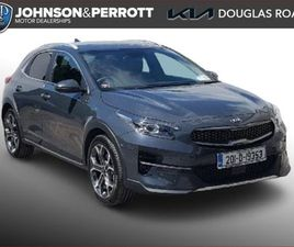 KIA XCEED K3 1.0 PETROL LOW MILEAGE FOR SALE IN CORK FOR €22,900 ON DONEDEAL